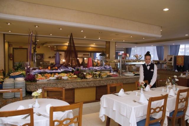 RIU Concordia - hlavná reštaurácia