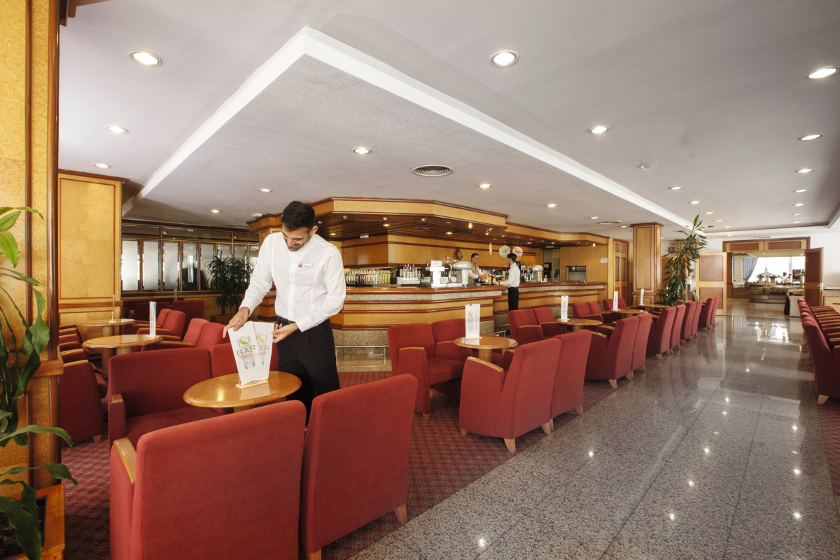 RIU Concordia - Lounge bar