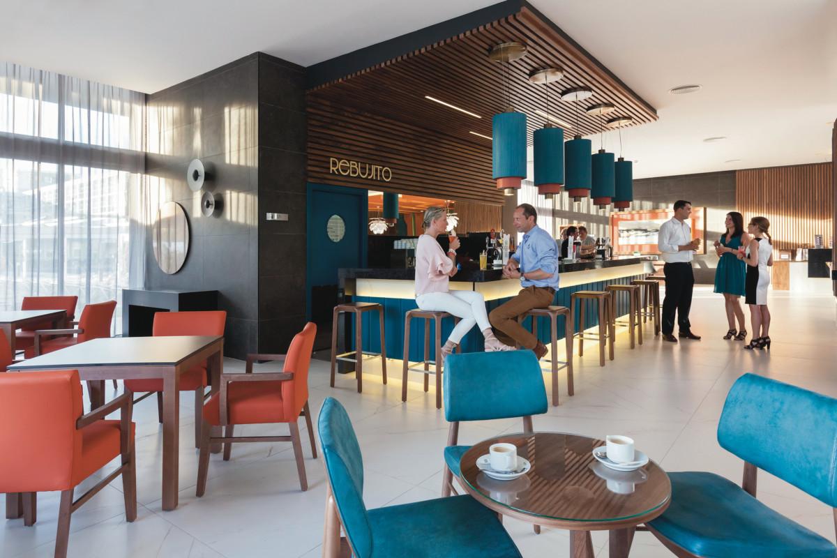 RIU Costa del Sol - Lobby bar