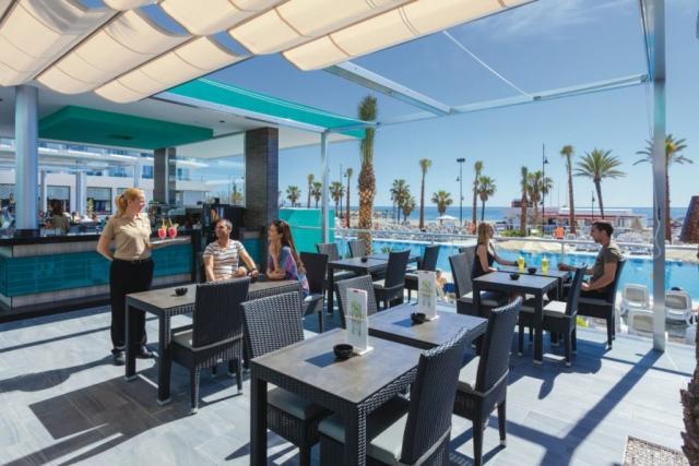 RIU Costa del Sol - Plaza bar