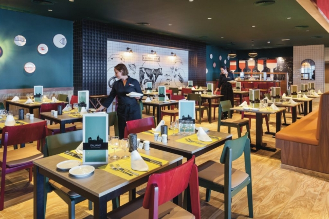 RIU Costa del Sol - talianska reštaurácia