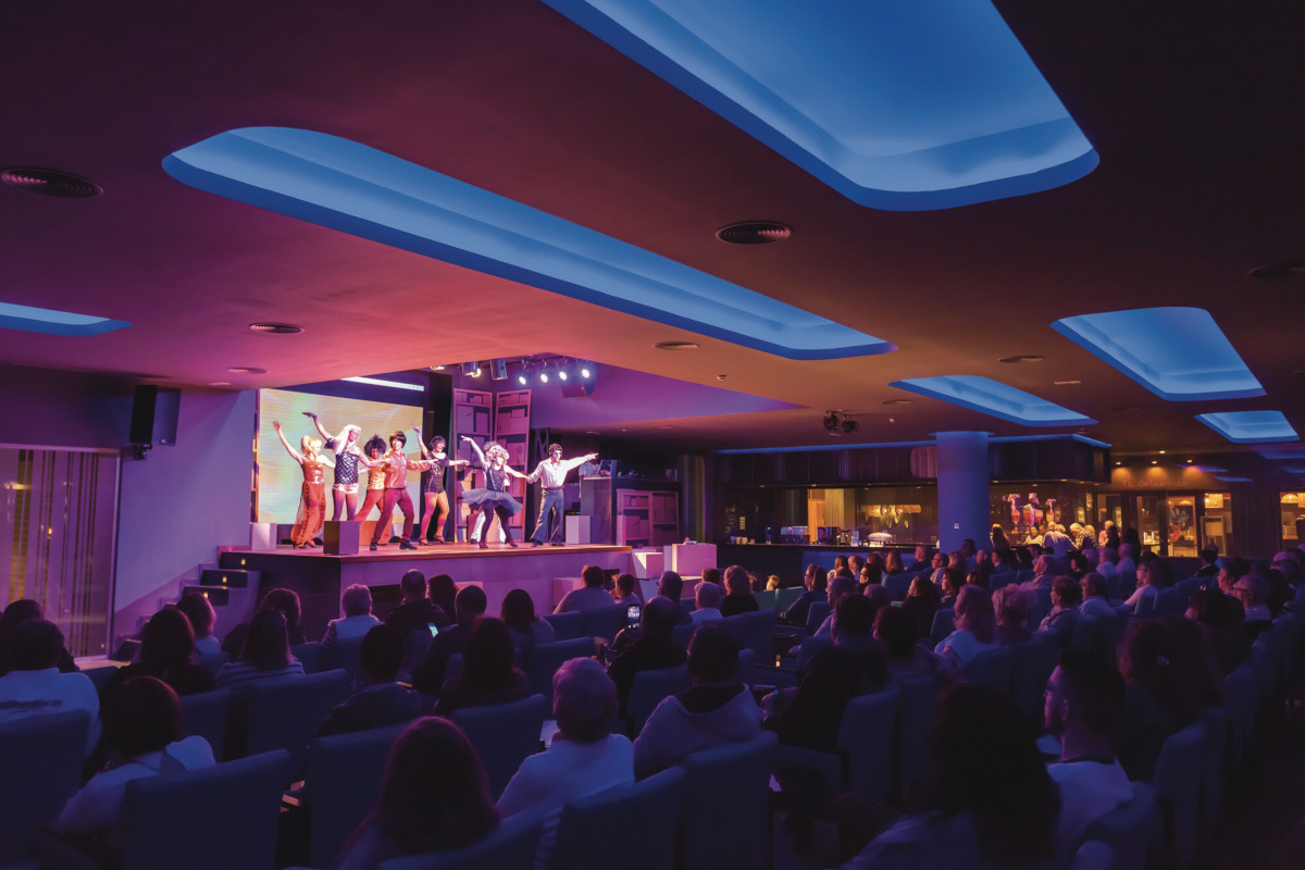 RIU Costa del Sol - Lounge bar