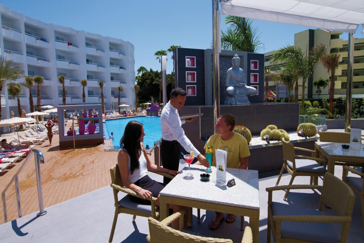 RIU Don Miguel - bar pri bazéne