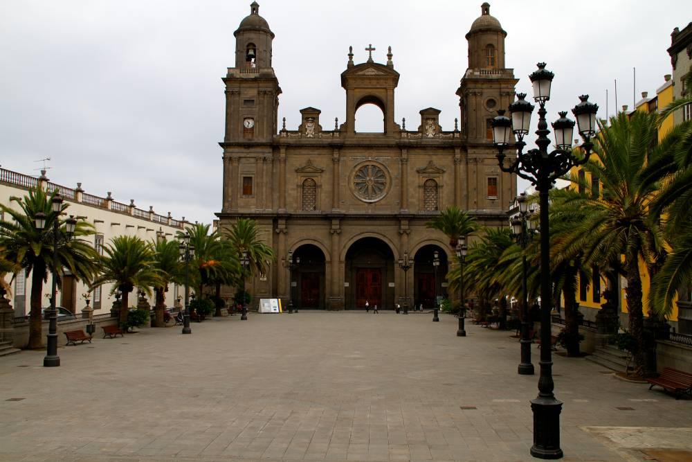 Las Palmas - st. Ana Cathedral