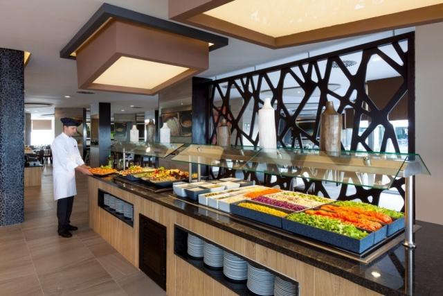 RIU Papayas - hlavná reštaurácia