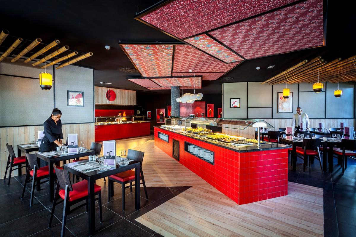 RIU Papayas - ázijská reštaurácia
