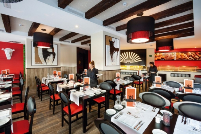 RIU Papayas - španielska reštaurácia