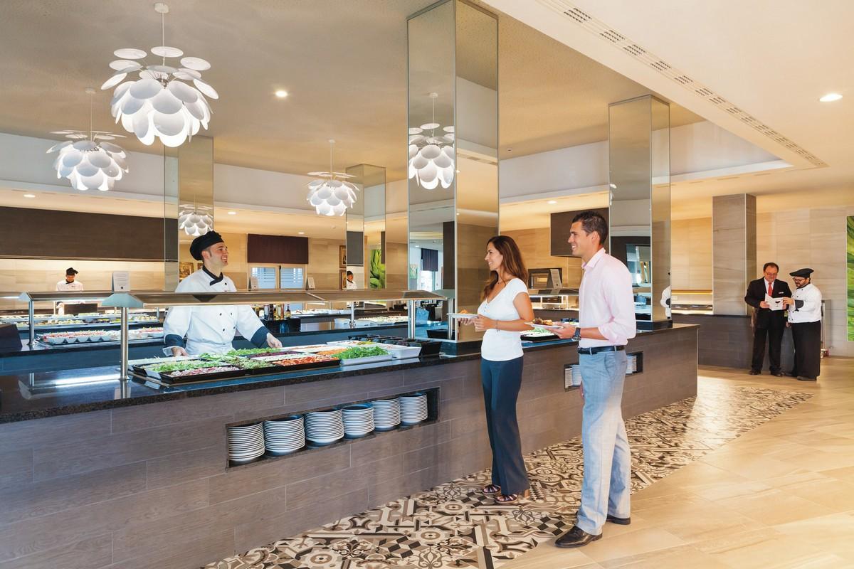 RIU Arecas - hlavná reštaurácia