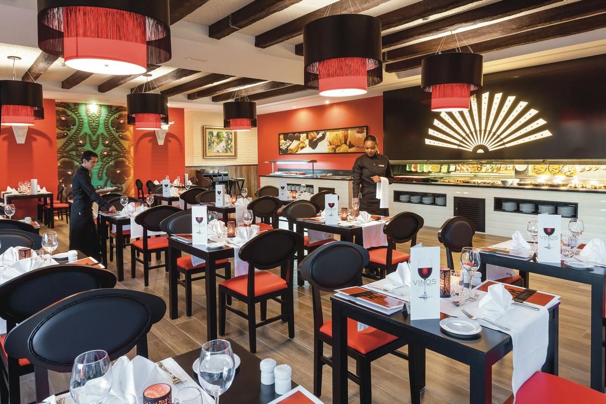 RIU Arecas - španielska reštaurácia