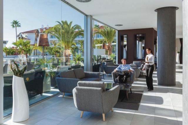 RIU Arecas - lobby