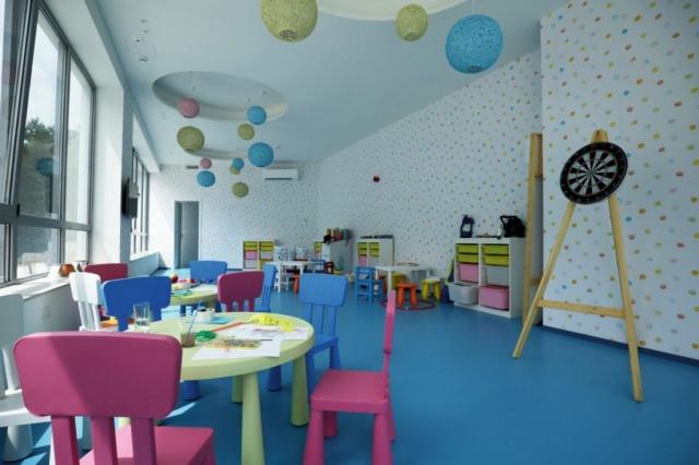 RIU Astoria - detský klub RiuLand