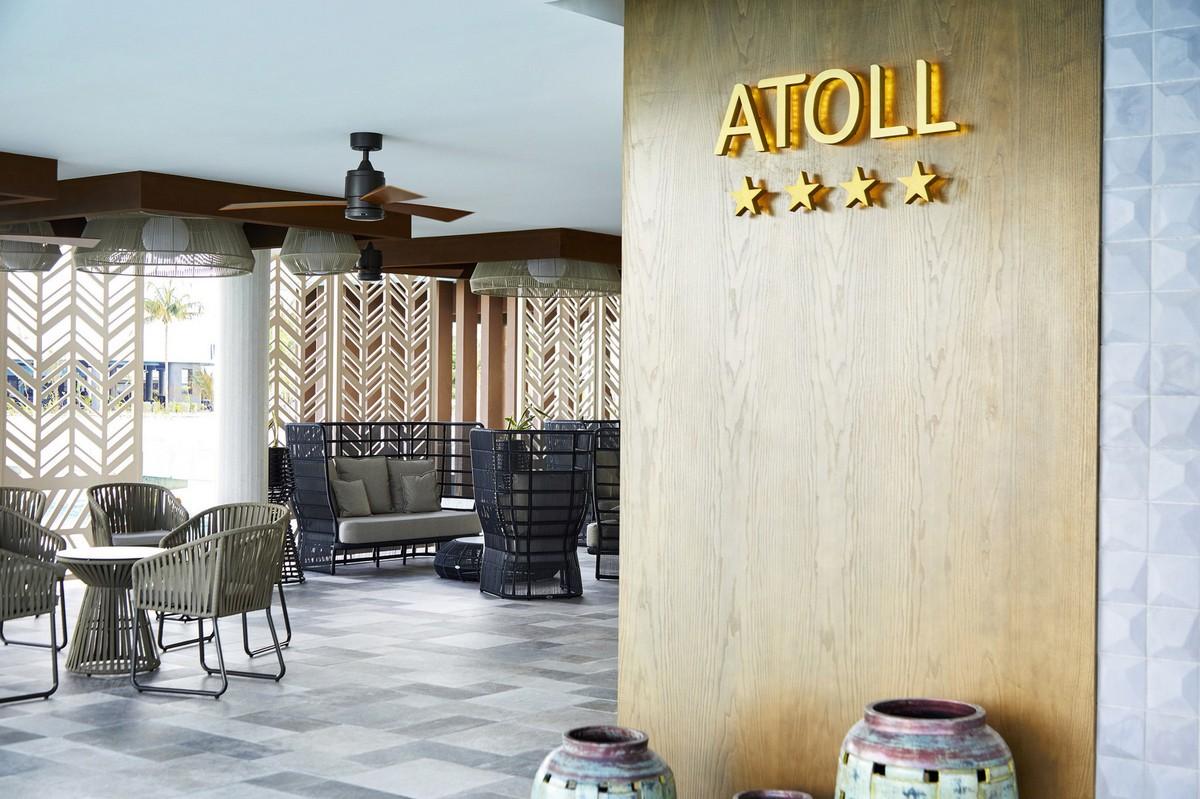RIU Atoll - lobby