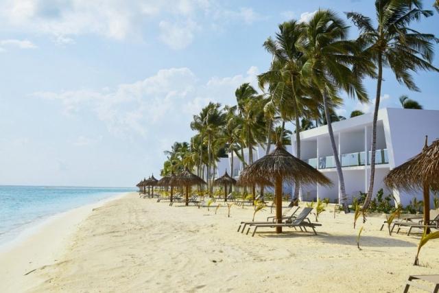 RIU Atoll - pláž