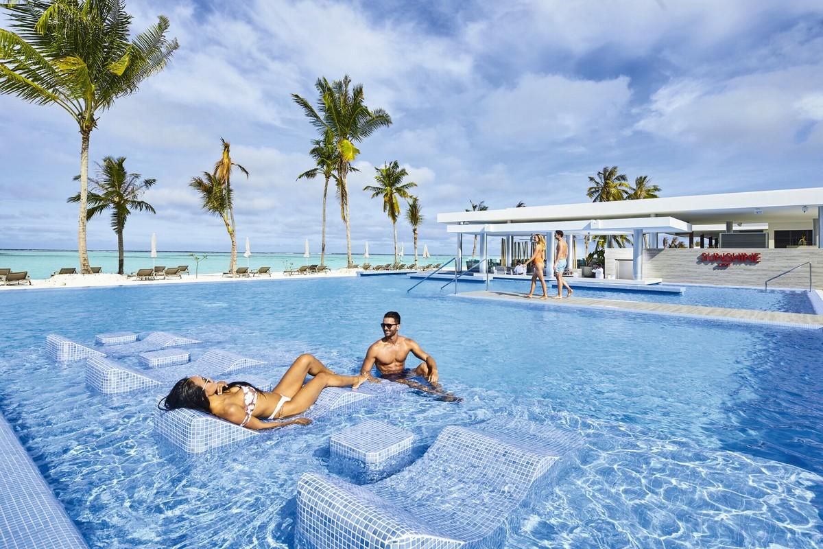 RIU Atoll - bazén