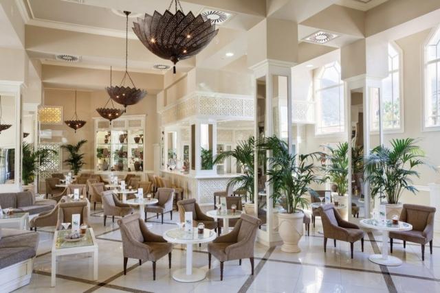 RIU Garoe - lobby bar