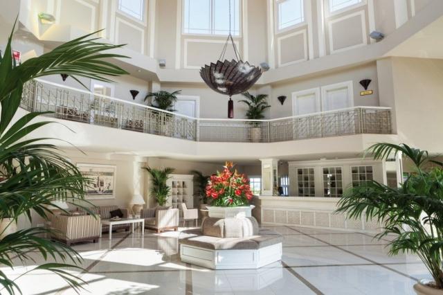 RIU Garoe - lobby