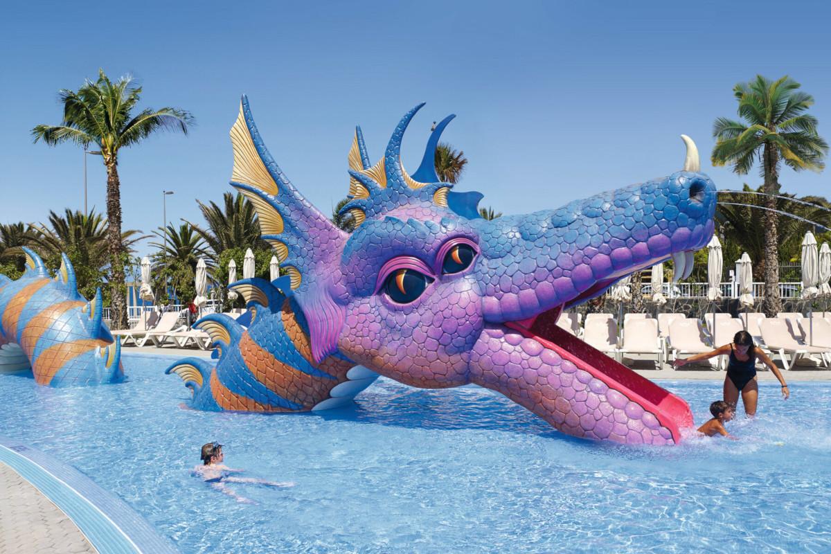 RIU Gran Canaria - detský bazén