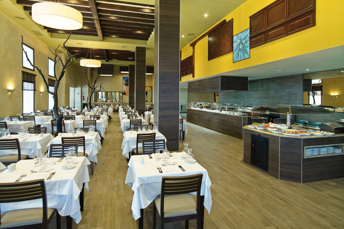 RIU Gran Canaria - kanárska reštaurácia