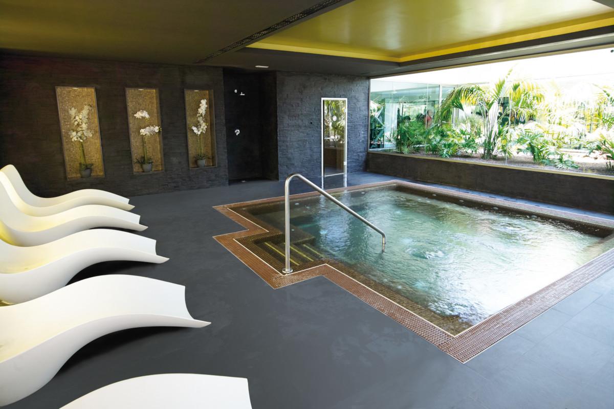 RIU Gran Canaria - vírivka, parný kúpeľ