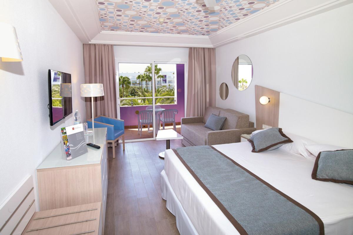 RIU Gran Canaria - trojlôžková izba