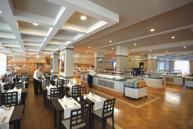 RIU Guarana - hlavná reštaurácia