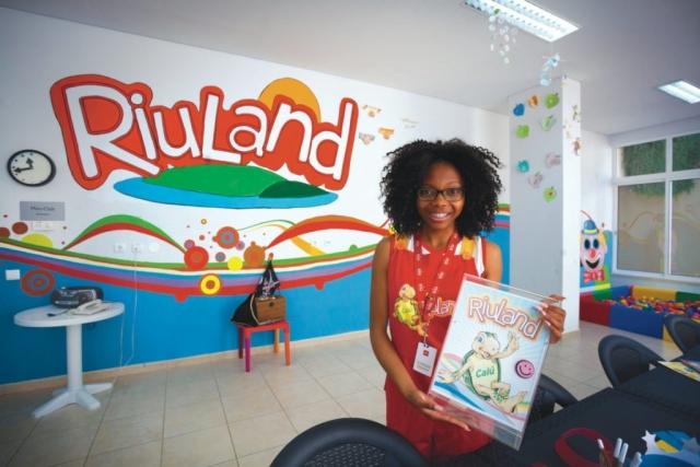 RIU Guarana - detský klub RiuLand