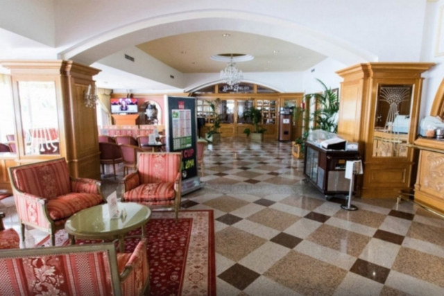 RIU Palace Maspalomas - lobby bar