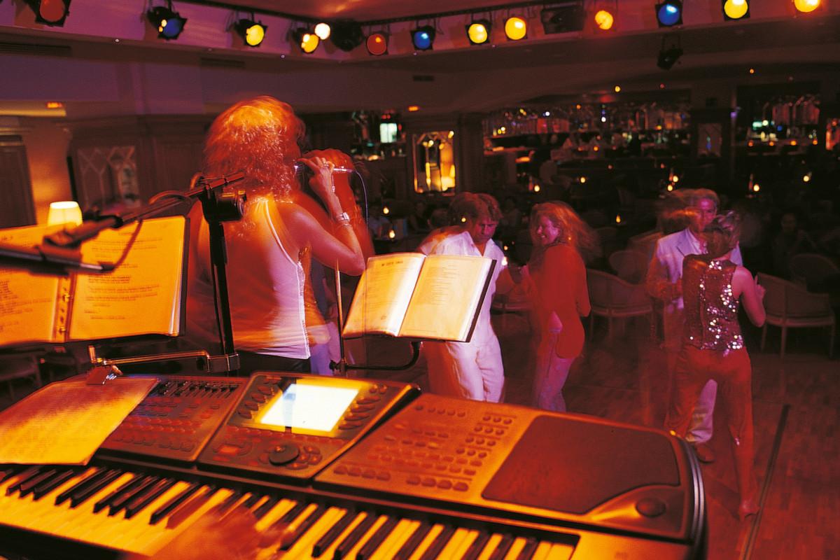 RIU Palace Maspalomas - lounge bar