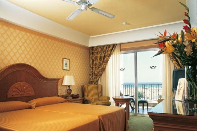 RIU Palace Maspalomas - dvojlôžková izba s výhľadom na oceán