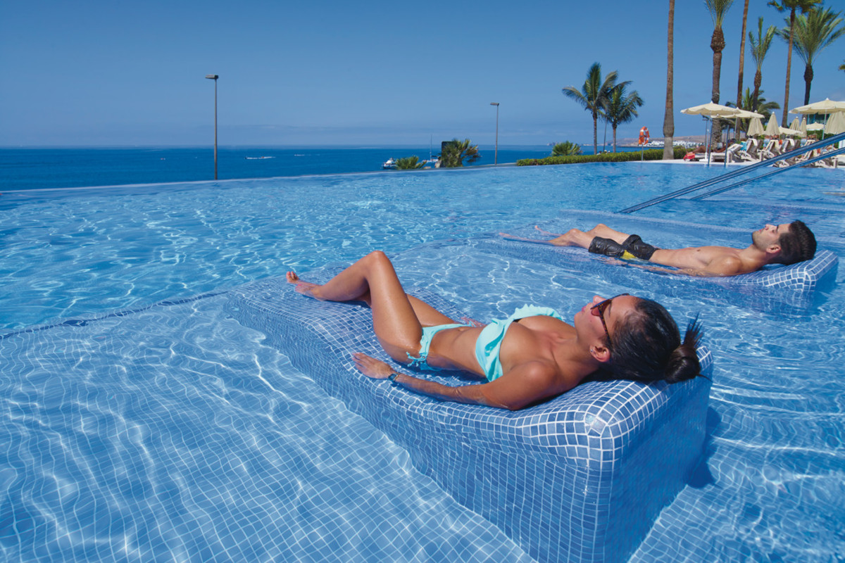 RIU Palace Meloneras - infinity bazén