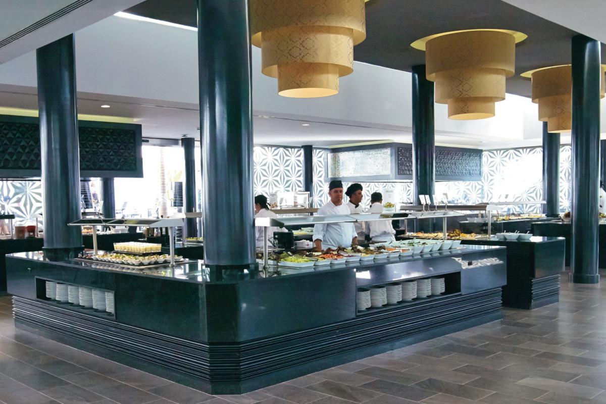 RIU Palace Meloneras - hlavná reštaurácia