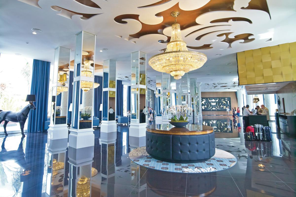 RIU Palace Meloneras - lobby