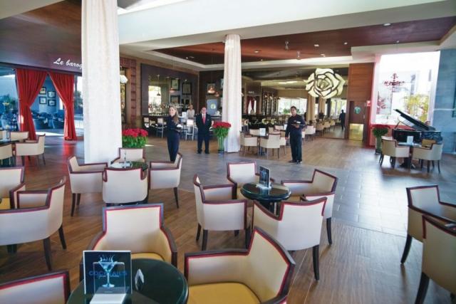 RIU Palace Meloneras - Lobby bar