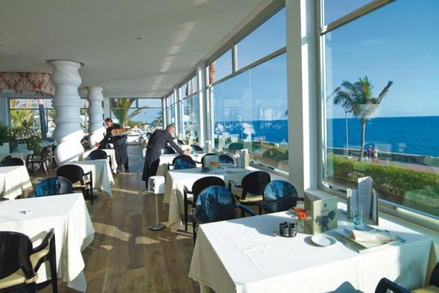 RIU Palace Meloneras - reštaurácia Ocen`s View