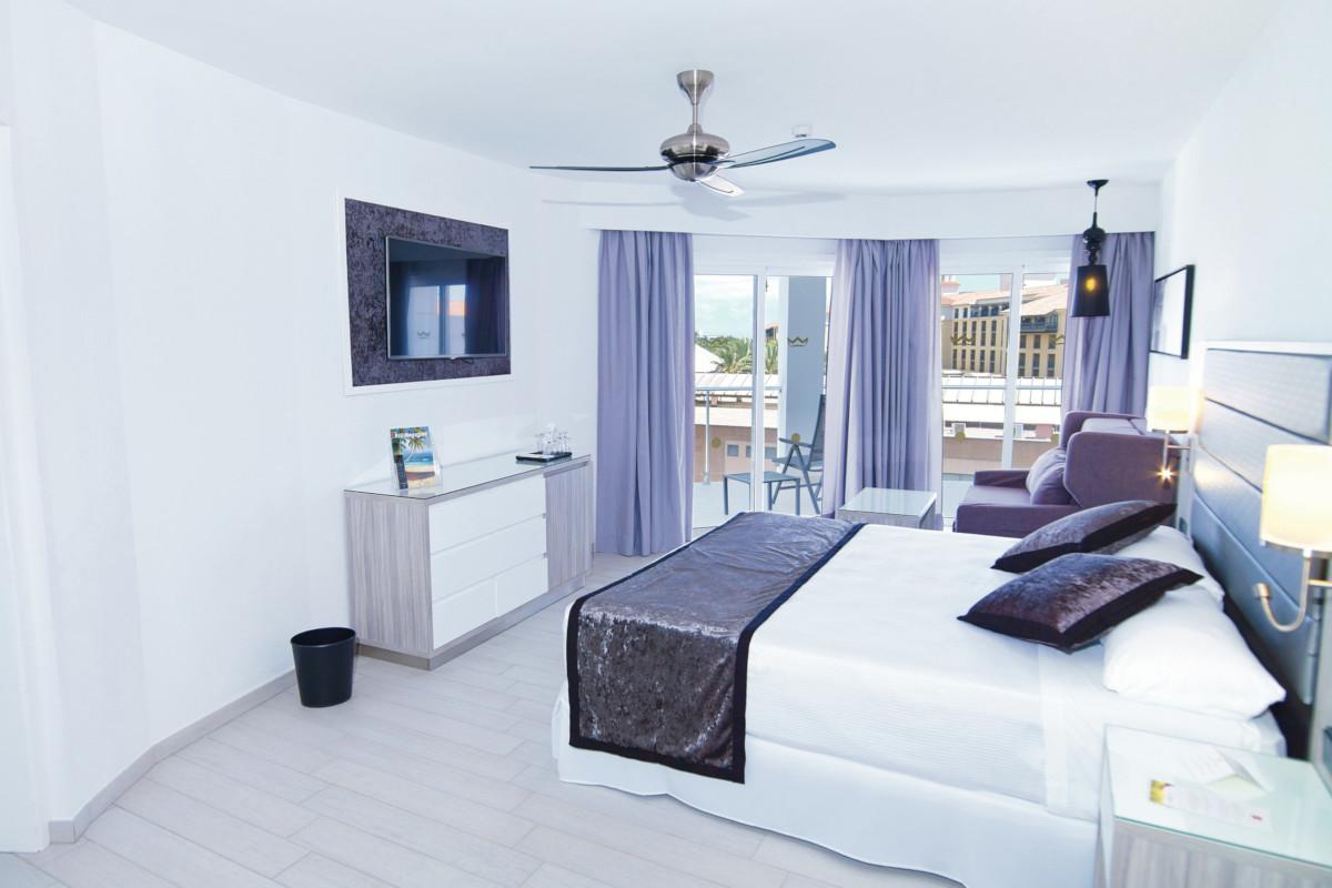 RIU Palace Meloneras - veľká dvojlôžková izba