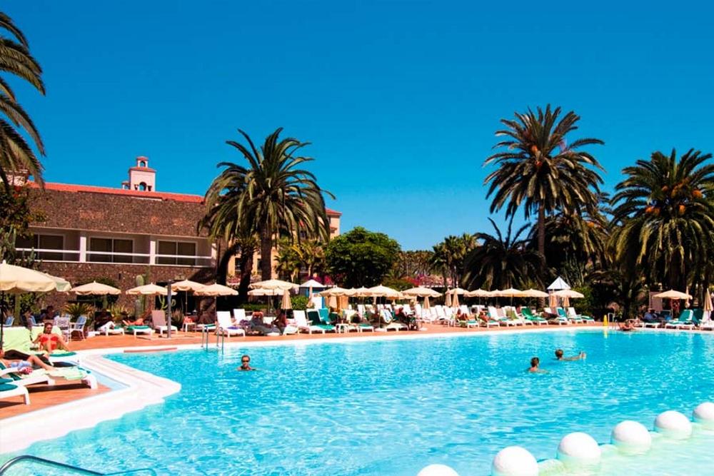 Gran Canaria, RIU Palace Oasis ****