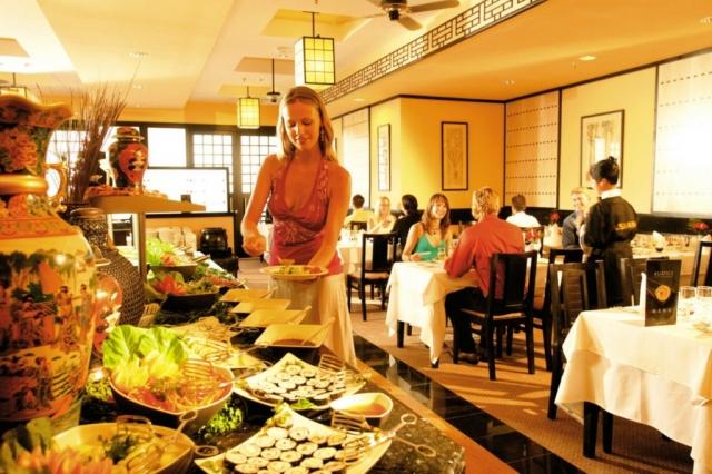 RIU Paraiso Lanzarote Resort - ázijská reštaurácia