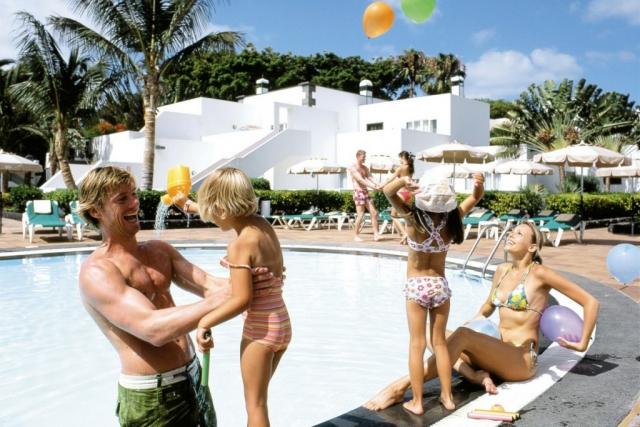 RIU Paraiso Lanzarote Resort - detský bazén