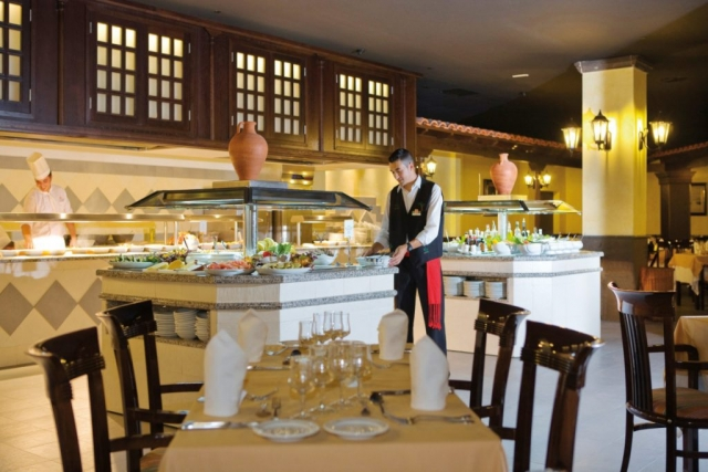 RIU Paraiso Lanzarote Resort - tematická reštaurácia