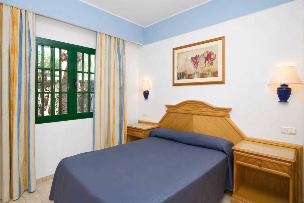 RIU Paraiso Lanzarote Resort - rodinná izba 2 spálne