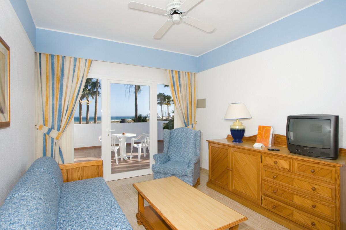 RIU Paraiso Lanzarote Resort - rodinná izba 1 spálňa