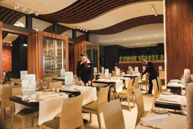 RIU Plaza Berlín - hlavná reštaurácia