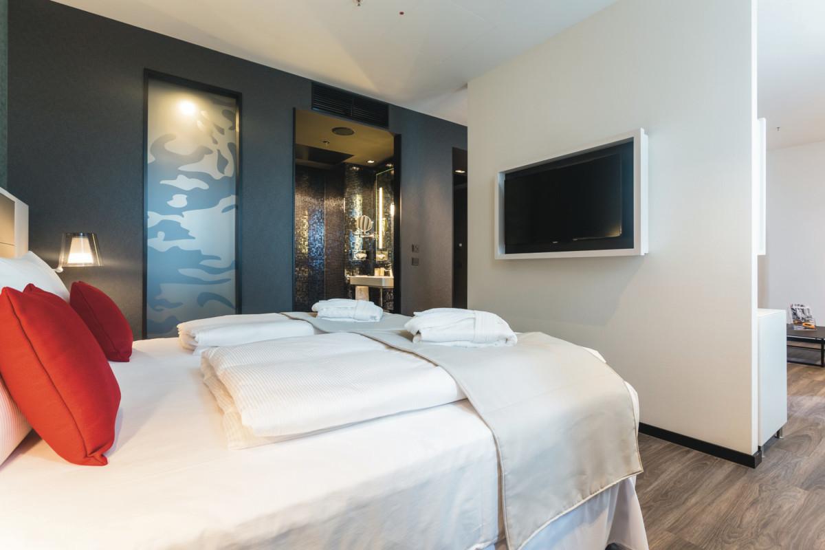 RIU Plaza Berlín - izba family junior suite