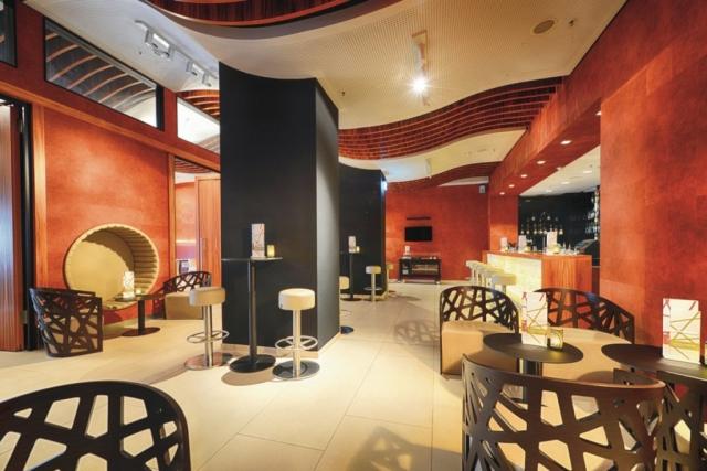RIU Plaza Berlín - lobby bar