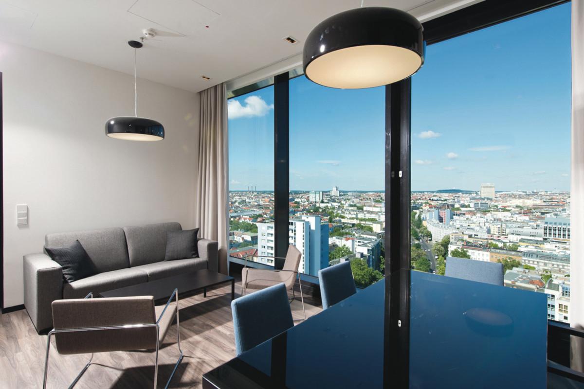 RIU Plaza Berlín - izba presidential suite