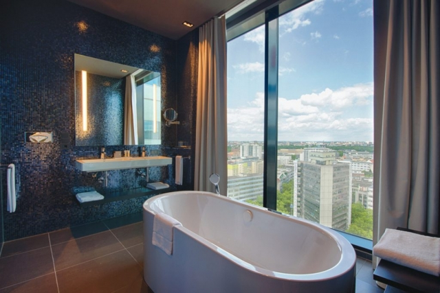 RIU Plaza Berlín - izba master suite