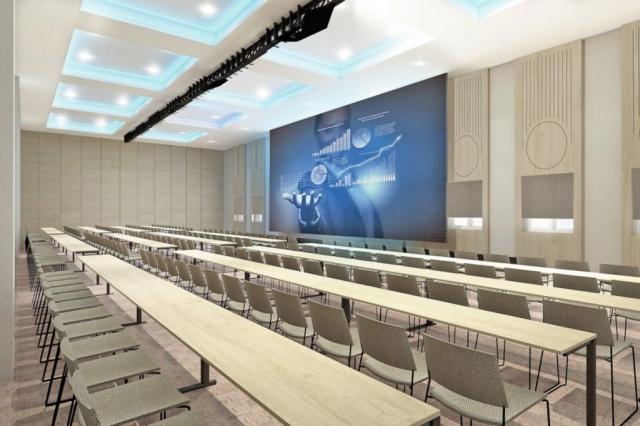 RIU Plaza España - konferenčné miestnosti