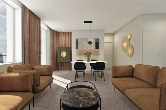 RIU Plaza España - presidential suite