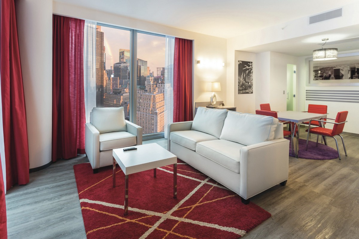 RIU Plaza New York Times Square - izba presidential suite (SPR)