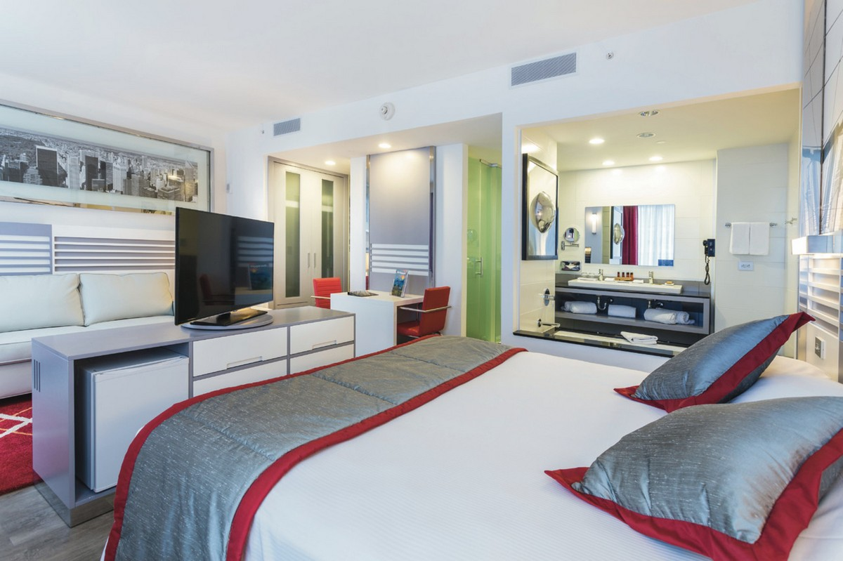 RIU Plaza New York Times Square - izba juior suite (SUK)